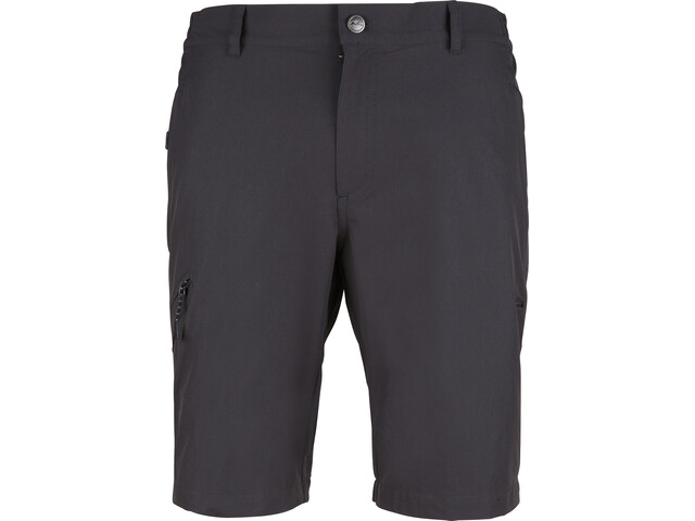 High Colorado Chur 4 Trekking Shorts Heren, anthrazite/obsidian